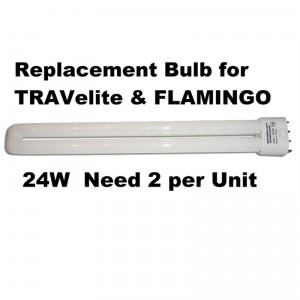 Replacement Tube for TRAVelite and Flamingo